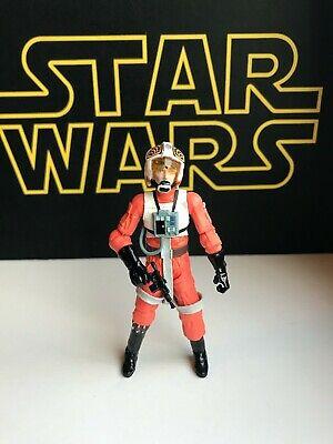 Star Wars Action Figure Black Series Biggs Darklighter #04  X wing pilot new.