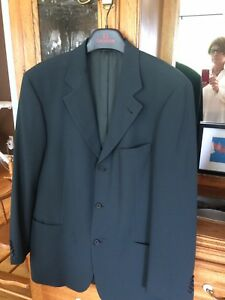Hugo boss designer men's suit jacket