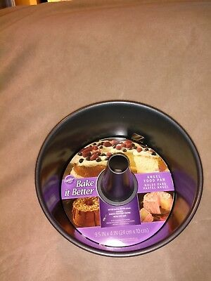 Wilton Bake It Better Angel Food Cake PanTop Quality ORIGINAL By Wilton