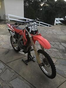 CRF250R 2008 Happy Valley Morphett Vale Area Preview
