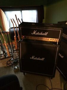 Guitars amps pedals cabs basses for sale!