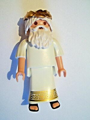 Playmobil,ROMAN SENATOR,GREEK STATESMAN,Ancient Rome,Greece,Lot # 9036 (Senator Roman)