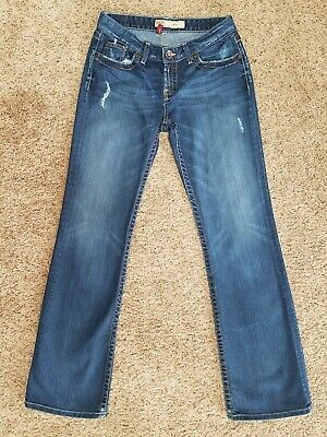 Buckle BKE Denim Kate Stretch Bootcut womens jeans - size 28 x 34 Kate Bootcut Jeans