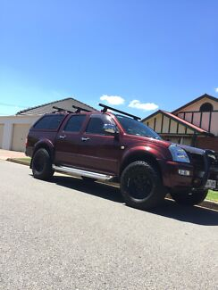 03 HOLDEN RODEO 4x4