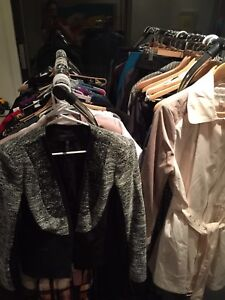 Bcbg -Tahari and other name brand clothes for sale