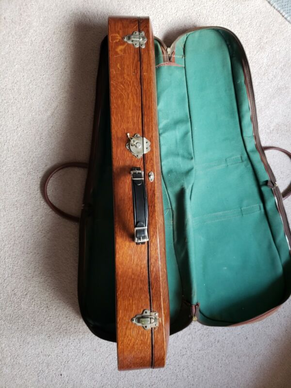 Violin Case By W.E. Hill And Sons.