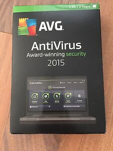 BRAND NEW-Still wrapped AVG Antivirus security