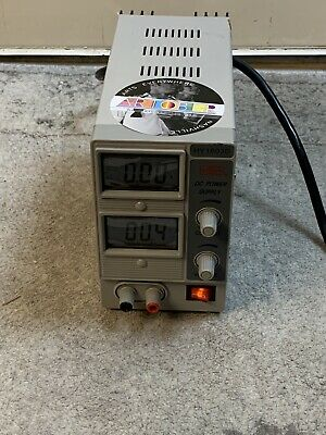 Mastech Hy1803d Dc Power Supply