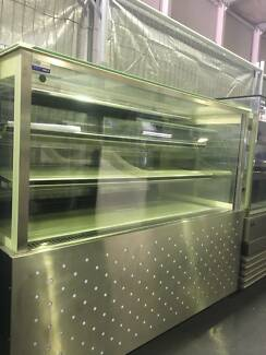 FED Chilled Square Food Display SG150FA-X