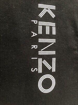 Black Kenzo T Shirt Size XL