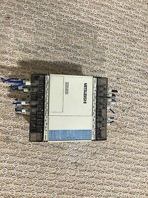 Mitsubishi Programmable Controller Fx1s-20mt Melsec Fx1s20mt