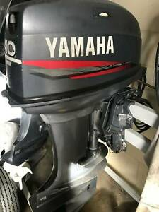 2004 YAMAHA ENDURO 40HP TWO-STROKE OUTBOARD MOTOR | Boat Accessories