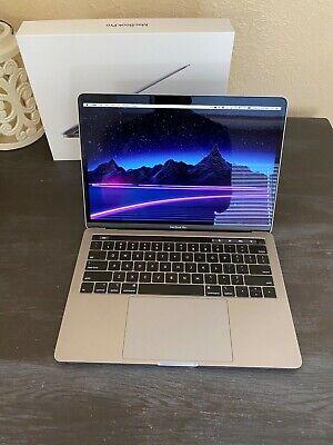 """Apple MacBook Pro 13"""" i5 8GB 128GB (MUHQ2LL/A) Mid 2019 Space Grey - Open Box"""