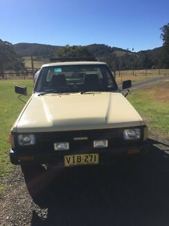 Toyota Hilux Ute 2.4 ltr petrol 5spd  manual Hillville Greater Taree Area Preview