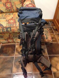 Wilderness Systems 80L backpack