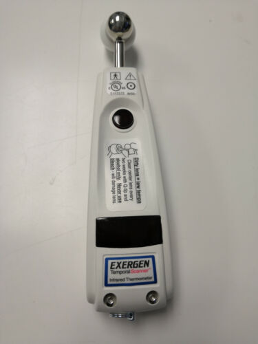 Exergen TAT-5000 Temporal Scanner Temporal Artery Thermometer REFURBISHED