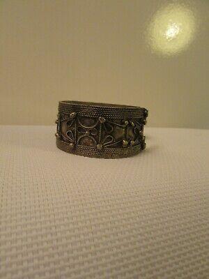 Bracelet/Ankle Berber Silver
