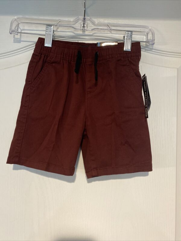 street rules shorts 4T toddler