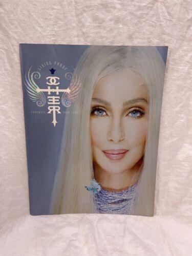 Cher Living Proof Farewell Tour 2002 Program