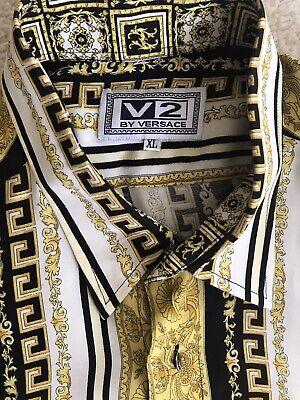 Vintage Versace V2 Shirt XL