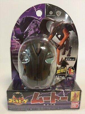 Bandai Godzilla Egg Muto Figure Toy Transform into eggs Godzilla Spielzeug Muto