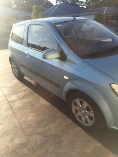 Hyundai Getz Appin Wollondilly Area Preview