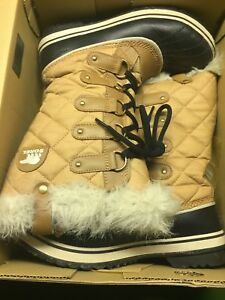 Sorel winter boots size 8