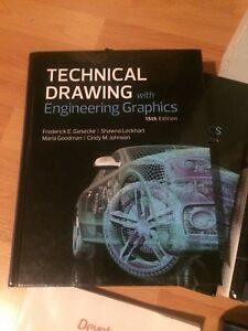 Technical Drawing text book