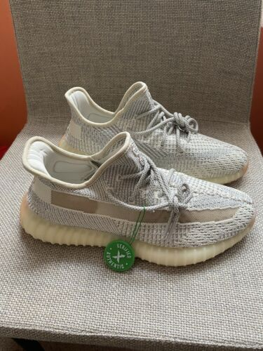 "Adidas Yeezy Boost 350 V2 Reflective  ""Lundmark"" Mens Size 10"