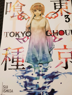 Wanted: TOKYO GHOUL Vol 3