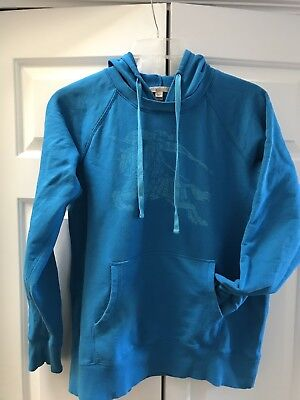 Burberry Hoody - Burberry Brit Women's Hoodie Sweatshirt In Excellent Used Condition, Size XL