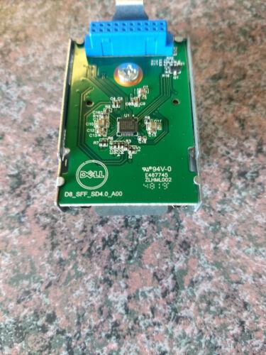NEW Dell card reader TT15C SD4.0 to Optiplex 3070, 3060 5060 5070 7040 7080 SFF