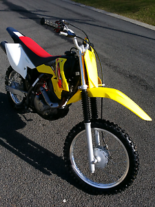 2013 drz 125 small wheel Inverell Inverell Area Preview