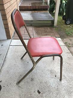 Chairs, stackable party Sebel: 24 job lot
