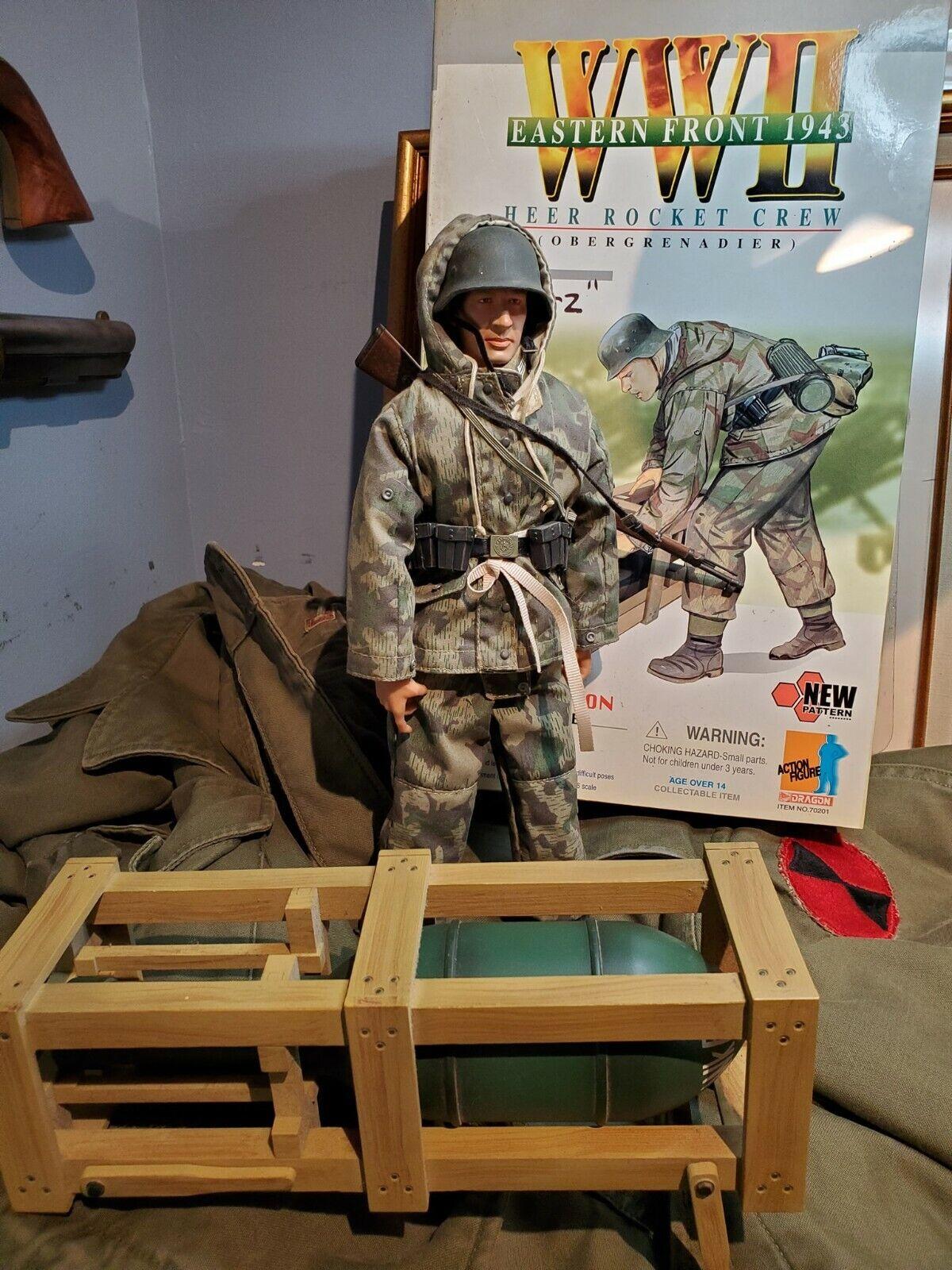 Dragon WW2 1/6th Scale New Generation Action Figure Kurz With Box. - $65.00