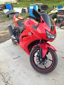 Trade for dirt bike