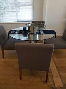 DIning Room Table and 4 Occassional Chairs Prospect Launceston Area Preview