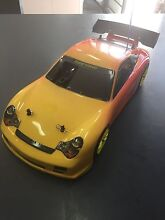 Kyosho Petrol Remote Control Car with accessories Logan Central Logan Area Preview
