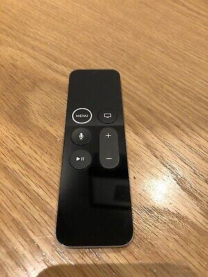 Apple TV 4K Remote Model A1962