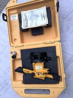 Cst Berger 54-140b Transit Surveyor Level W Case Clean Minty Ready Light Use