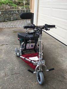 Tricycle Electric Bike