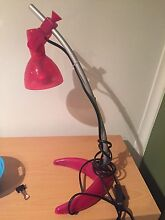 Pink study lamp Eastwood Ryde Area Preview