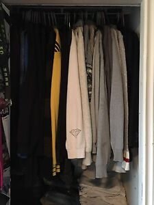 Selling lots of brand name sweaters