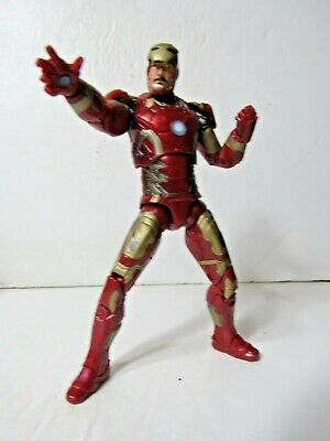 "Marvel Legends Infinite BAF Thanos series Ironman Mark 43 6"" action figure"