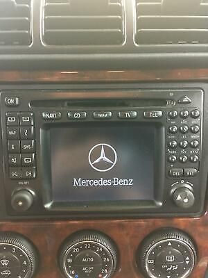 Mercedes ML W163  Comand Navigationssystem Original A1638203689 / 8618001400