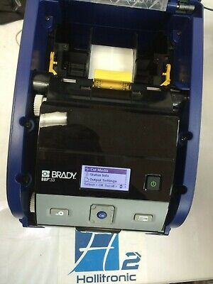 Brady Bbp 33 Label Makerprinter.