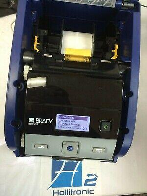 Brady Bbp 33 Label Makerprinter.