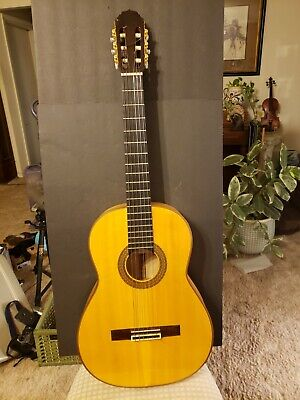 1987 Amalio Burguet 3F Spanish Style Guitar - Very High Quality from Spain