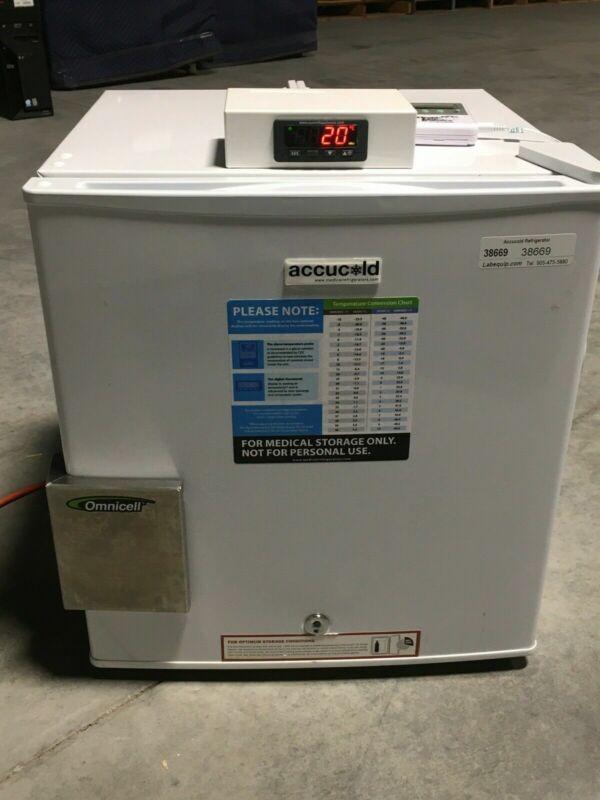 Accucold FFAR24LMED General purpose Refrigerator Countertop