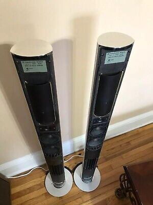 Bang & Olufsen Beolab 6000 Audio Speakers (Pair).Used ( For Parts)